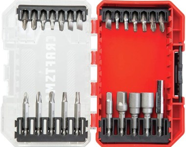 Craftsman 24pc Screwdriver Bit Set