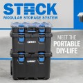 Hart Tools Stack Modular Storage System