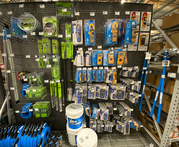 Ideal Kobalt Fluke Greenlee Electrical Tools at Lowes 2021
