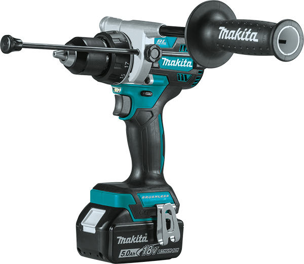 Makita XPH14 Cordless Hammer Drill with Battery