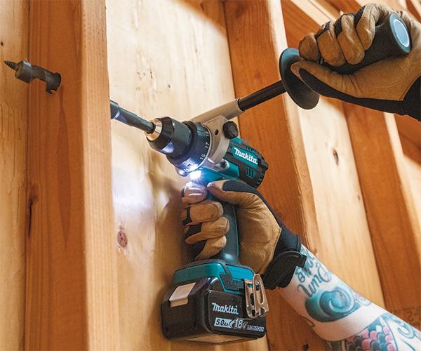 Makita XPH14 Cordless Hammer Drill