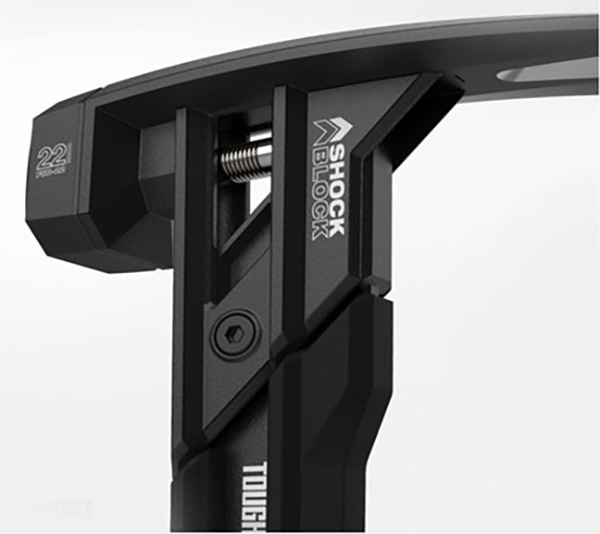 Toughbuilt Shock Block Hammer