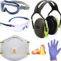 DIY Tool Safety Gear PPE