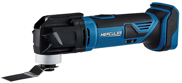 Harbor Freight Hercules 20V Brushless Oscillating Multi-Tool