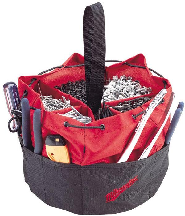 Milwaukee Parachute Tool and Parts Bag