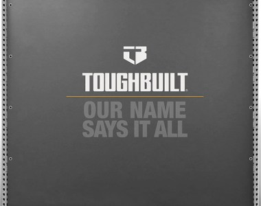 ToughBuilt Tools Name Says it All