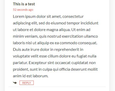 Wordpress Comment Test 2-21-21