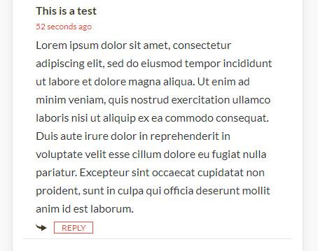 Wordpress Comment Test 2-21-21