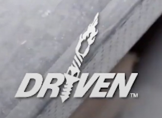 Bosch Driven Screwdriver Bits Logo