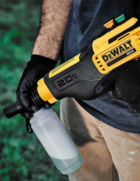 Dewalt DCPW550P1 20V Cordless Power Cleaner Soap Dispenser