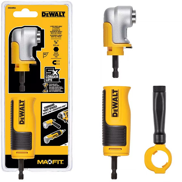 Dewalt Modular Right Angle Attachment Kit