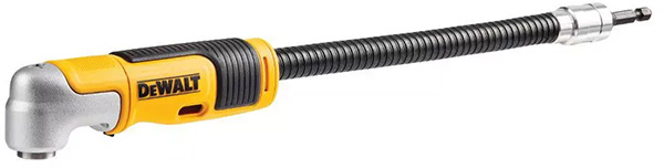 Dewalt Modular Right Angle Attachment Set Combined