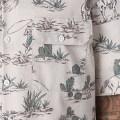 Dickies Spring 2021 Cactus Print Work Shirt
