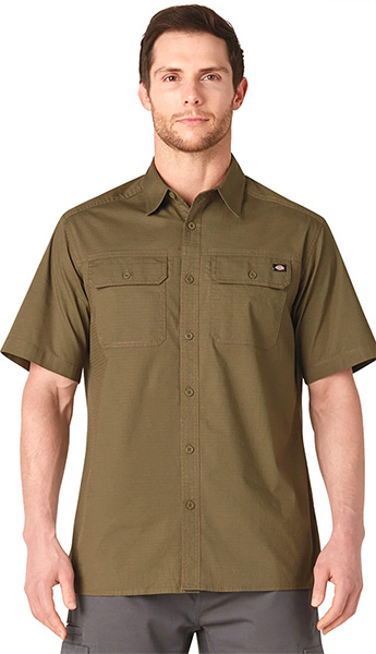 Dickies Spring 2021 Short Sleeve Work Shirt