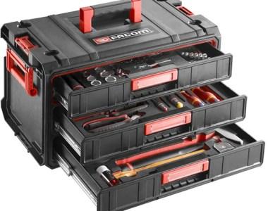 Facom 3-Drawer ToughSystem Tool Box