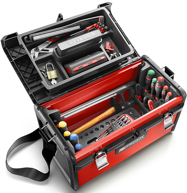 Facom Tool Box Hand Tools Storage