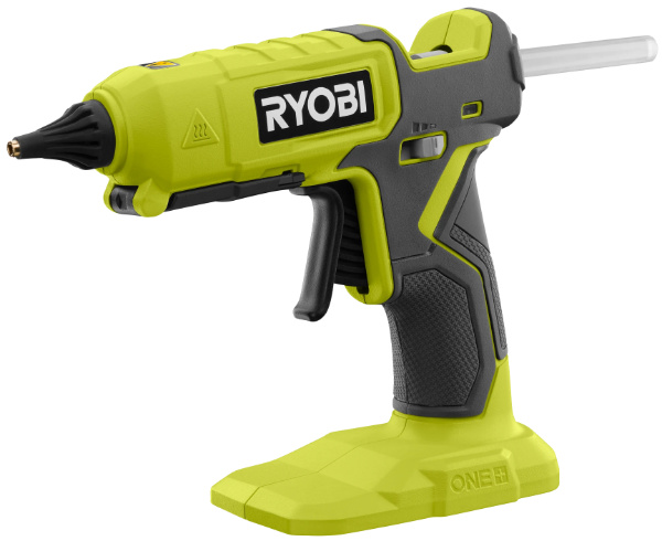 Ryobi 18V One+Dual Temperature Glue Gun Product Image