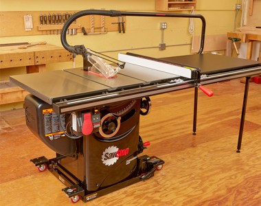 SawStop PCS Table Saw