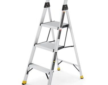Gorilla Ladders Platform Stepladder