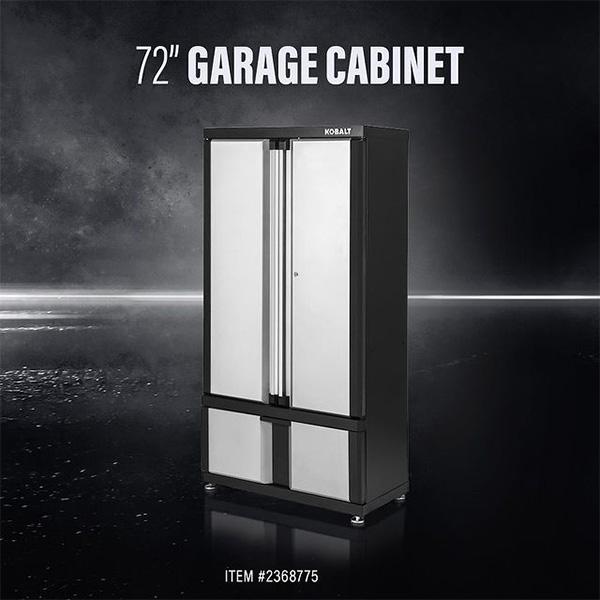 Kobalt Garage Cabinet 2021
