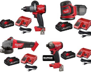 Milwaukee M18 Home Depot Deals of the Day 4-8-2021