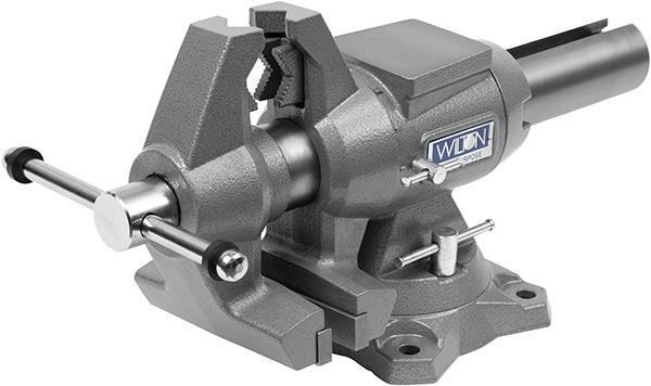 Wilton Multi-Purpose Vise 650P Reversed Jaws