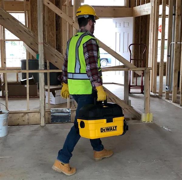 Dewalt Portable Garage Vacuum Handheld