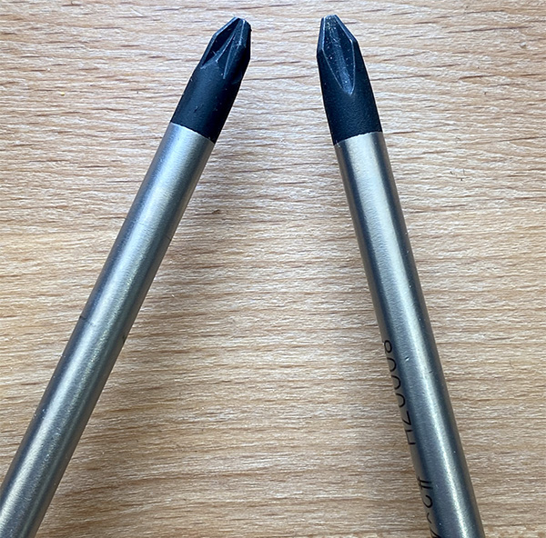 Gearwrench Screwdriver Tips