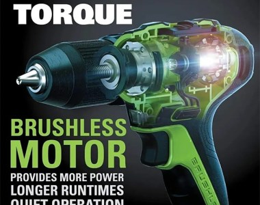 Greenworks Cordless Drill 2X More Torque Claim