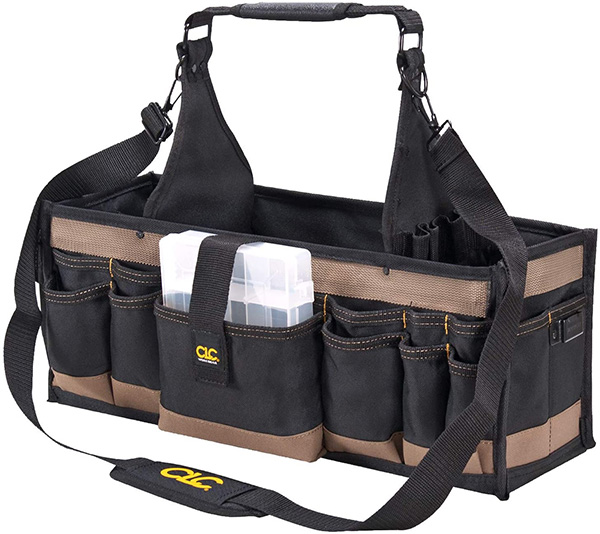 Custom Leathercraft 20-inch Tool Bag
