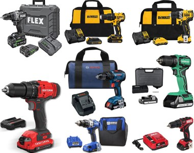 Lowes Fathers Day 2021 Cordless Drill Kit Deals