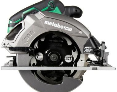 Metabo HPT MultiVolt Brushless Circular Saw