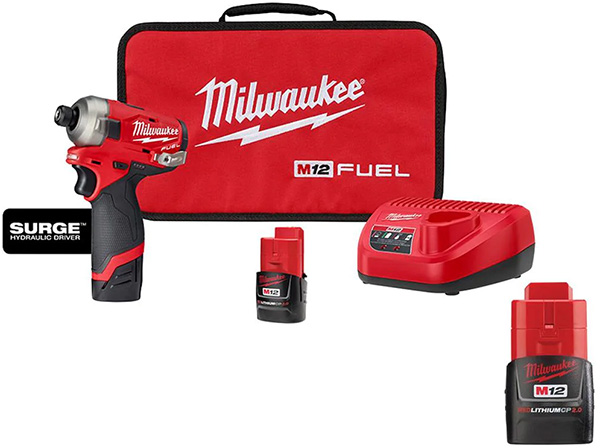 Milwaukee M12 Surge Fathers Day 2021 Special Buy Kit Deal