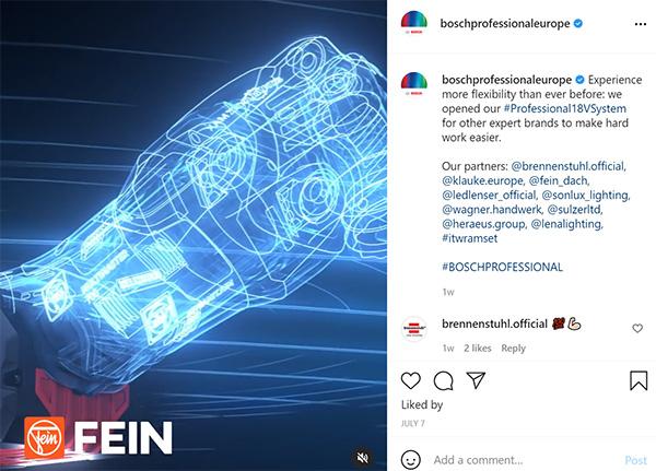 Bosch Fein 18V Cordless Starlock Multi-Tool
