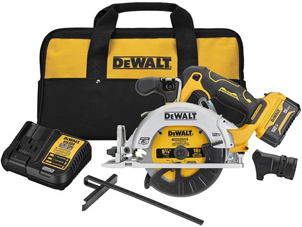 Dewalt DCS512J1 12V Xtreme Cordless Circular Saw Kit