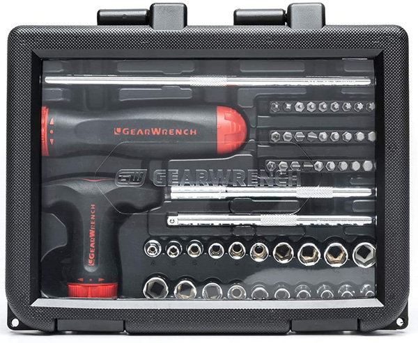 Gearwrench 56pc Ratcheting Screwdriver Set