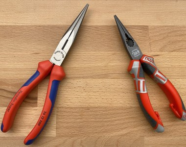 Knipex vs NWS Long Nose Pliers