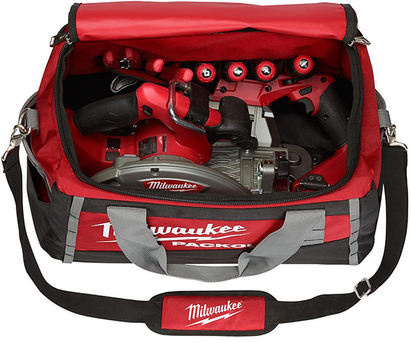 Milwaukee Packout 20-inch Tool Bag with Tools