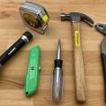 Basic Starter DIY Tool Kit Family Photo