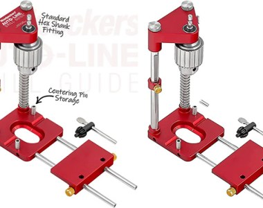 Fake Woodpeckers Drilling Guide