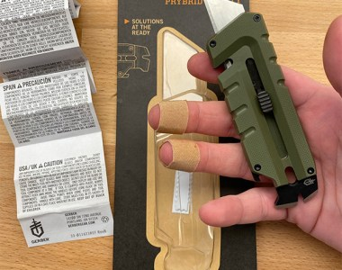 Gerber Prybrid Utility Knife