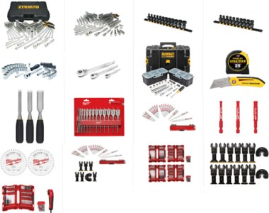 Home Depot Tool Deals of the Day 08162021 Dewalt Hand Tools and Other Accessories