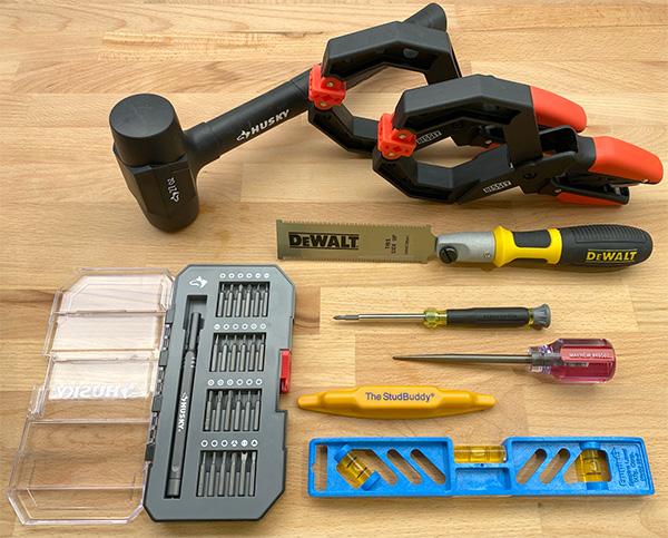 Upgraded DIY Tool Kit Ideas