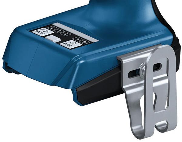 Bosch GDX18V-1860 18V Freak Impact Driver Controls