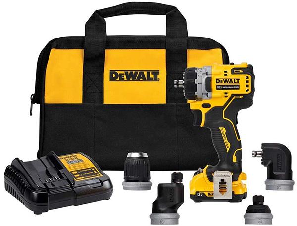 Dewalt DCD703F1 Xtreme 5-in-1 Cordless Drill Driver Kit