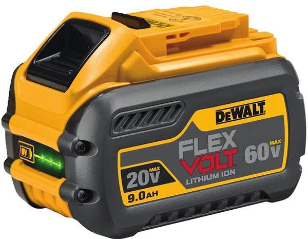 Dewalt FlexVolt 9Ah Battery