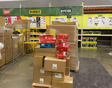 Home Depot Holiday 2021 Kick-Start