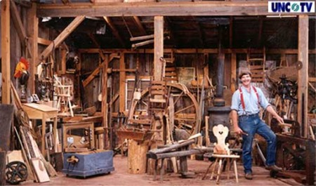 shop was the original woodworking tv show on pbs and now they ve