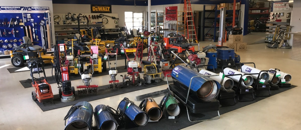 tool rental depot store