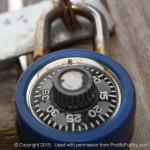 Padlock - Security Image from Prolific Futility
